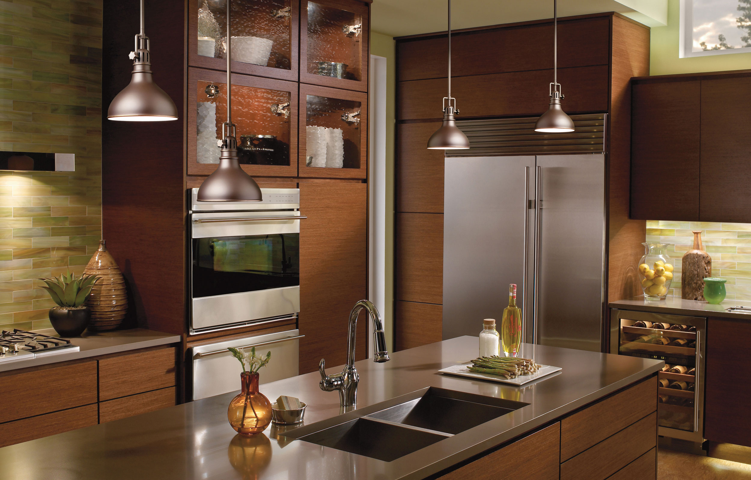 Kitchen Lighting Inspiration Lightstyle Of Tampa Bay - Designer kitchen lighting fixtures