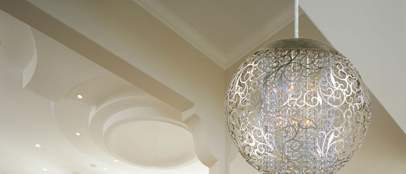 View Larger Image Maxim Lighting Arabesque Pendant