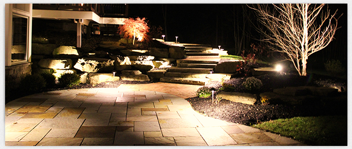 landscape and path lighting
