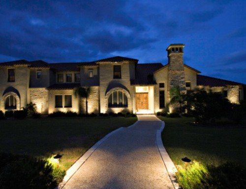 Utilizing Well Lights in Your Outdoor Spaces