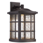 Quoizel Coastal Armour Stonington LED Indoor/Outdoor Wall Light