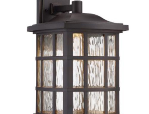 The Benefits of Quoizel's Coastal Armour Finish for Your Outdoor Lightng in Tampa