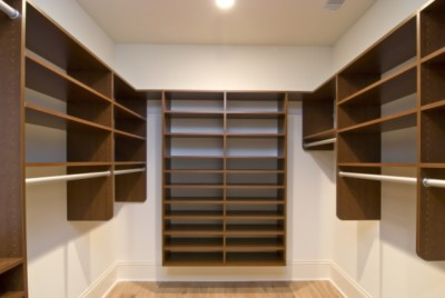 View Larger Image Large Walk In Closet With Recessed Lighting